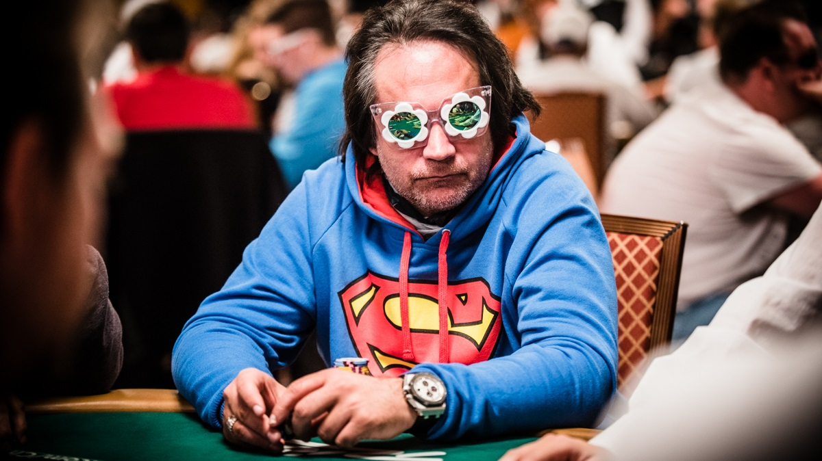 Superman Shirt for Poker